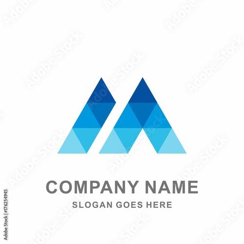 quotgeometric triangle letter m pyramid architecture interior