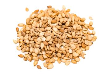 Weiße Sesam-Samen
