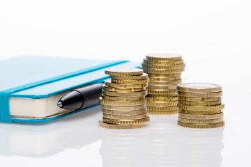 Business, Geld, Sparen; Finanzen