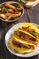 Delicious Chicken Tacos