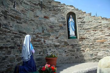 St. Kiarans church Cape Clear Island, West Cork Ireland