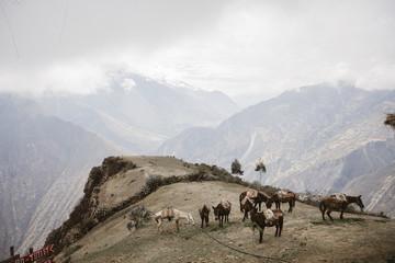 Mountains of Peru