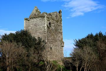 Ballinacarriga Castle, Dunmanway West Cork Ireland