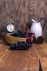 antik üzüm masası