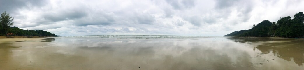 Beach in Hua Hin, Prachuap Khiri Khan, Thailand