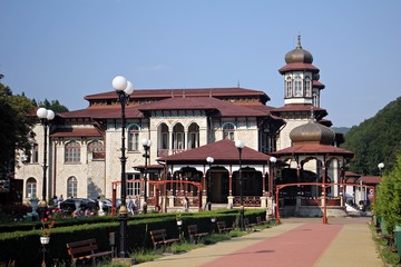 Beautiful Casino in Slanic Moldova