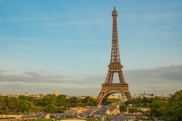Fotobehang - Tour Eiffel, Paris