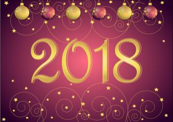 2018 - Meilleurs Voeux