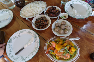 food in Batan island, Batanes