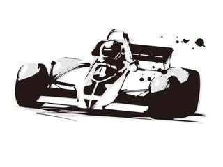 Acrylic Prints F1 レーシングカー