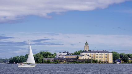 Suomenlinna Castle, Helsinki, Finland