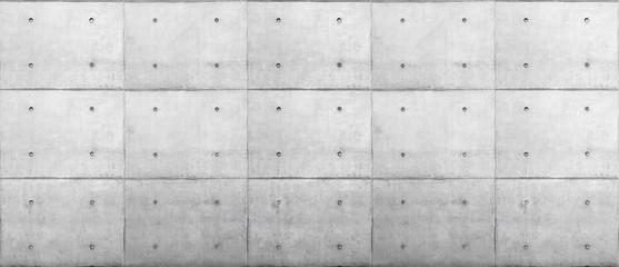 Sichtbetonwand nicht verputzt oder verblendet - Ansichtsflächen - gestalterische Funktionen