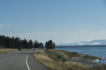 Yellowstone National Park Road Trip