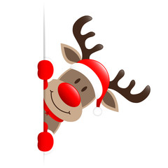 Rudolph Banner Right