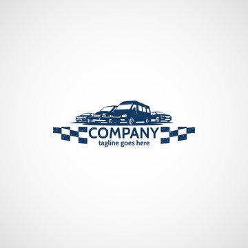 Different Types of Cars logo.