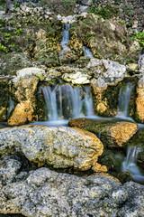 Waterfall on Nusa Penida