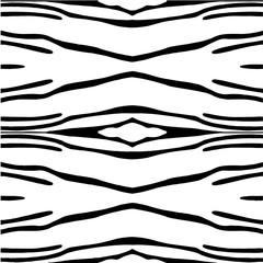 zebra black illustration abstract pattern