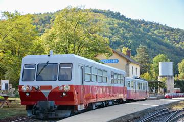 Micheline Du train de l'Ardèche (Mastrou)