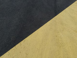 yellow-black texture