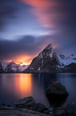 Olstind Peak