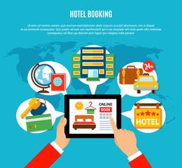 Hotel Booking Design Concept