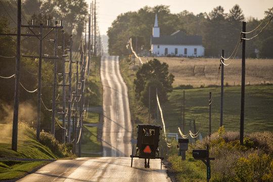 USA - Ohio - Amish