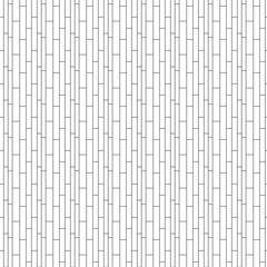 Vector abstract seamless pattern - linear background