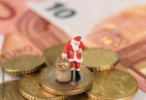 Geldgeschenke Fur Weihnachten Weihnachtsgeld Stockfotos Und