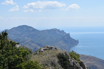 photo from travel on the Crimea