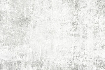 Printed roller blinds Retro white background of natural cement or stone old wall texture