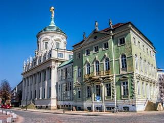 Fotomurales - Potsdam, Altes Rathaus