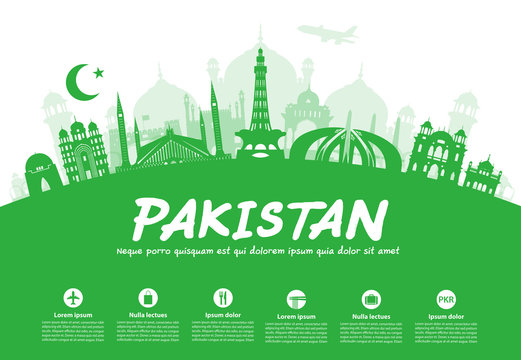 Pakistan Travel Landmarks.