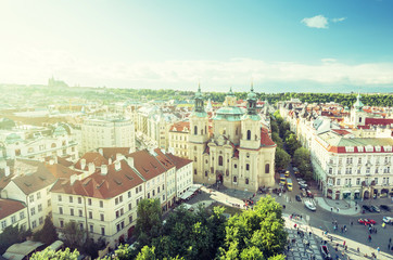 Prague Old Town Square, Czech Republic