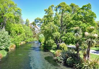 Christchurch Botanical Gardens, New Zealand