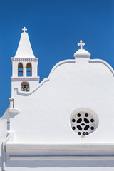 Detail of a Greek Church