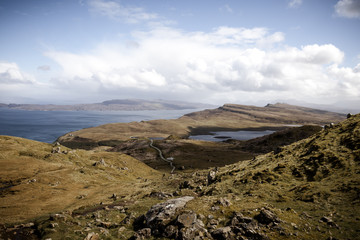 Views of Skye