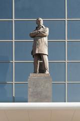 Sir Alex Ferguson statue, Old Trafford, Manchester