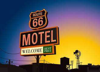route66 motel