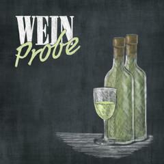 Weinprobe Chalkboard 2