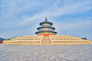 Beijing Temple of Heaven the icon of Beijing, China