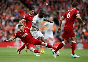 Premier League - Liverpool vs Manchester United