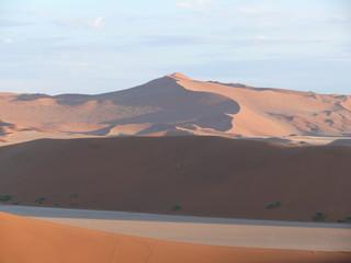 Dunes in the Namib Desert in Namibia in Africa 2