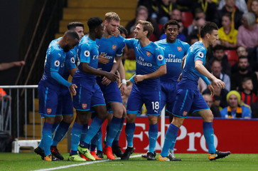Premier League - Watford vs Arsenal