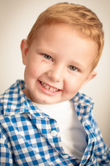 Fototapeta portret chłopca obraz