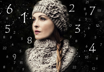 Woman ,Universe and numerology
