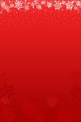 雪の結晶 クリスマス背景