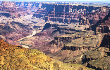 Grand Canyon South Rim, Desert View Point - Arizona, United States