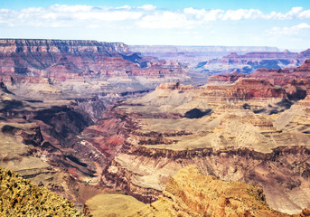 Grand Canyon South Rim, Navajo View Point - Arizona, United States