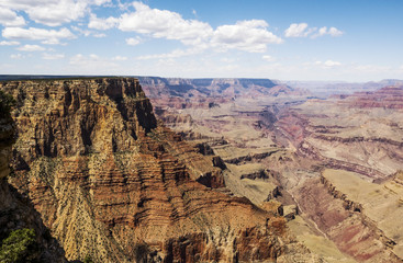 Navajo View Point, Grand Canyon South Rim - Arizona, United States