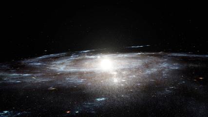 Universe Galaxy